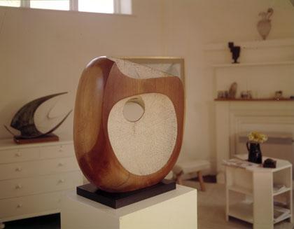 Pierced Form (Epidauros)